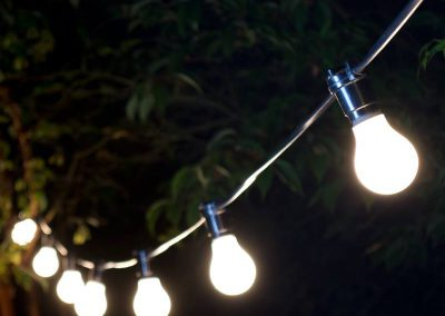 StageGear Festoon Lighting