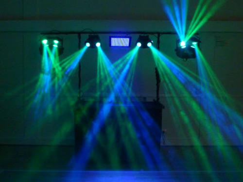 StageGear Speech PA  and DIY Disco System for weddings